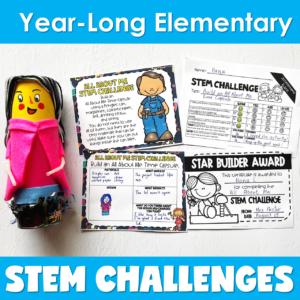 50+ STEM Challenges by Jewel's School Gems Club