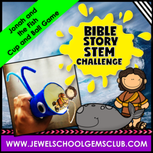 BIBLE STEM CHALLENGE