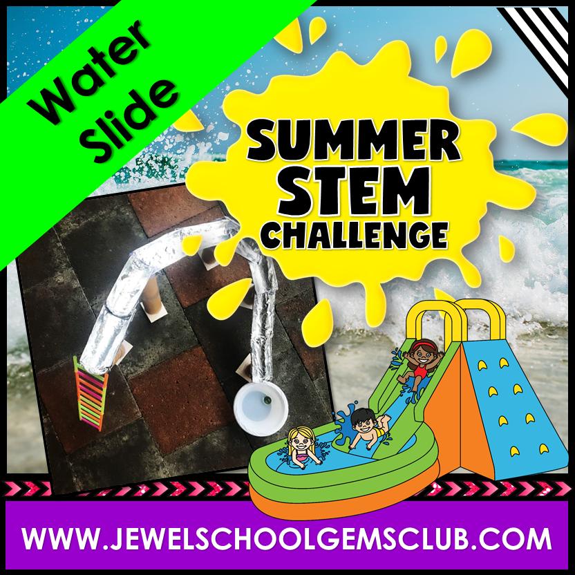 SUMMER STEM CHALLENGE
