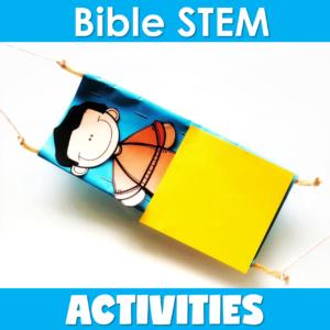 Bible STEM Challenges by Jewel's School Gems Club