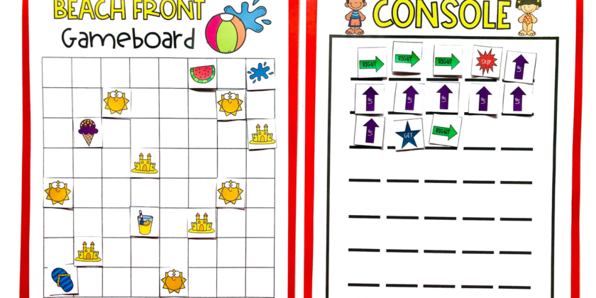 10+ Unplugged Coding Activities for Kids