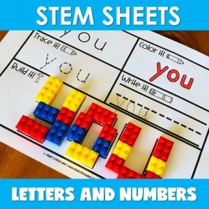 STEM Sheets